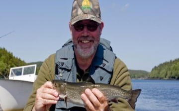 Sea Run Brook Trout