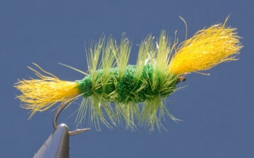 Bomber: Yellow Splitwing