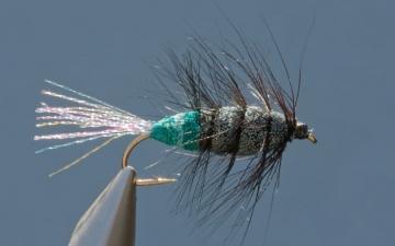 Bug: Glitter Bug Blue