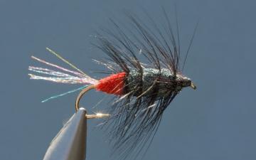 Bug: Glitter Bug Red