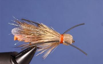 Dry Fly: Rouge Foam