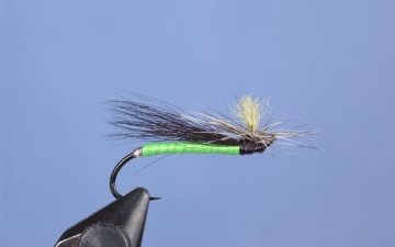 Hairwing: Black Stone Fly