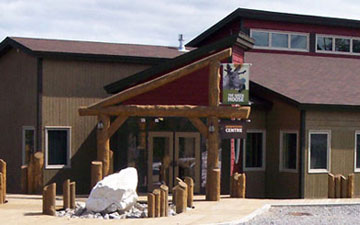 Green Moose Interpretation Centre