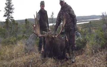 Moose Hunt (2015)