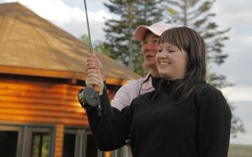 Women's Fishing