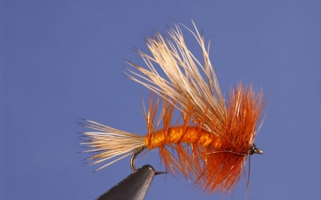 Dry Fly: Improved Sofa Pillow