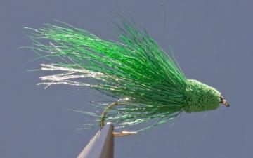 Muddler: Green Deerhair