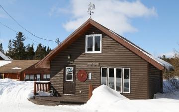 Tuckamore Lodge Office