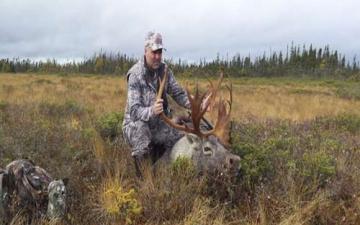 Successful Caribou Hunt