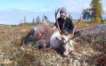 Bow Hunting Caribou